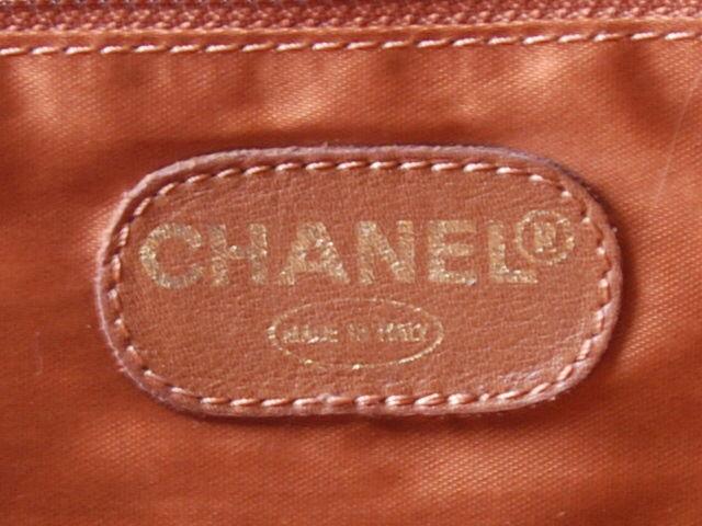 1980's Caviar Leather Chanel Bag image 6