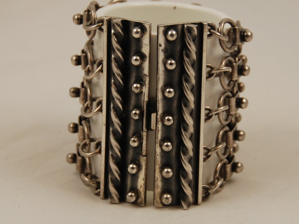 Maida Heatter Wide Bracelet image 2
