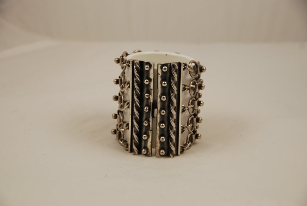 Maida Heatter Wide Bracelet image 3
