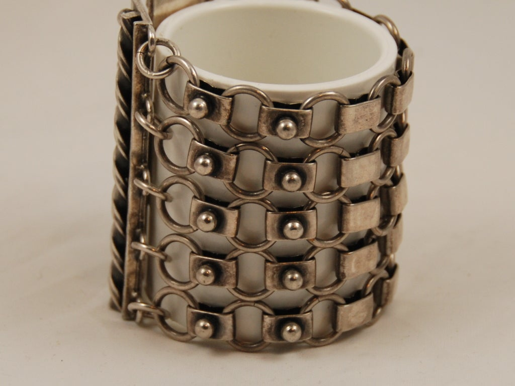 Maida Heatter Wide Bracelet image 5