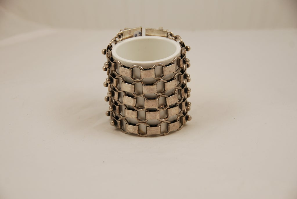 Maida Heatter Wide Bracelet image 6