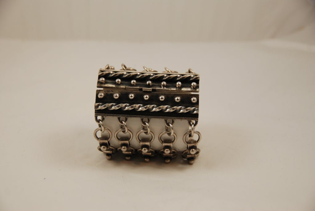Maida Heatter Wide Bracelet image 7