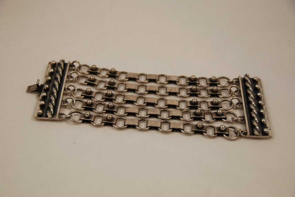 Maida Heatter Wide Bracelet image 9