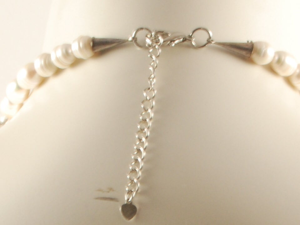 Grand Fresh Water Pearl Cascade Necklace image 3