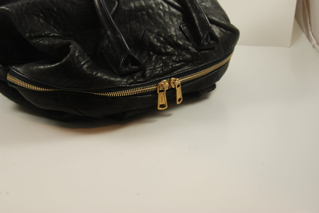Midnight/Navy Yves Saint Laurent Muse Bag at 1stdibs