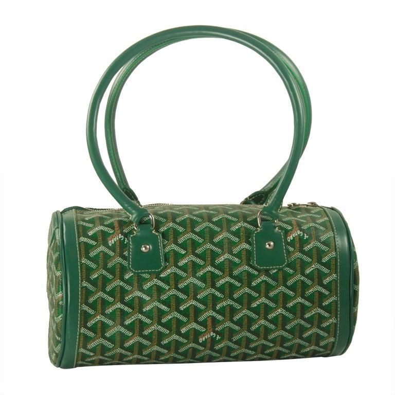 Goyard Handbag At 1stdibs