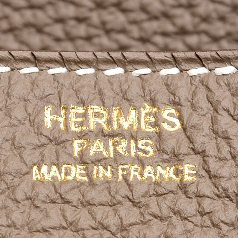 hermes purses prices - Hermes Etoupe Togo Birkin 30cm Gold Hardware - Never Carried at ...