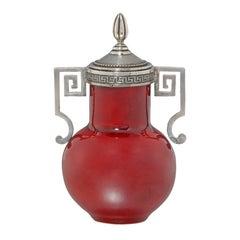 Fabergé Urn-Shaped gum pot