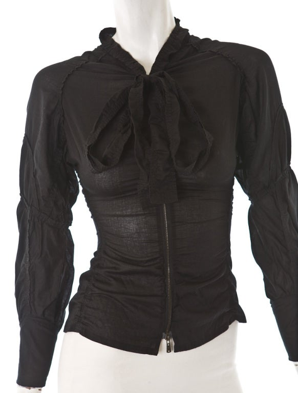 YSL Tom Ford blouse 2
