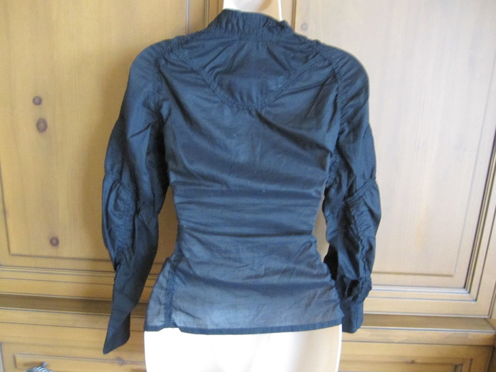 YSL Tom Ford blouse 4