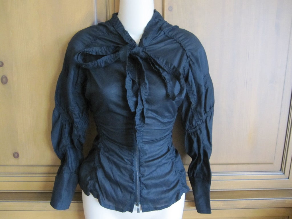 YSL Tom Ford blouse 7