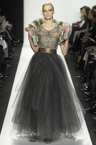 Oscar de la Renta amazing embelished ball gown New 3