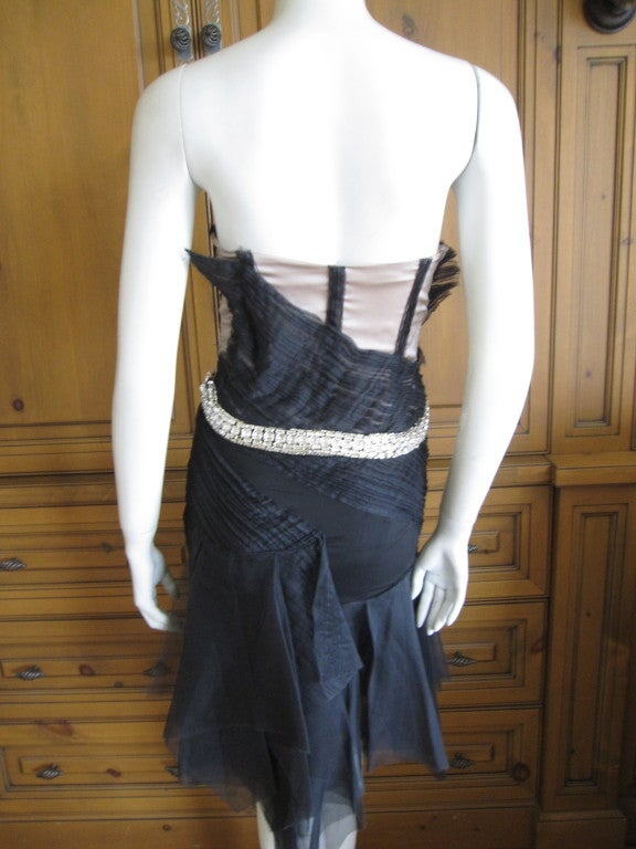 Rare Gucci by Tom Ford Fall 2004 Snake Dress 7