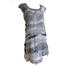 Rodarte Cobweb dress Fall 2008
