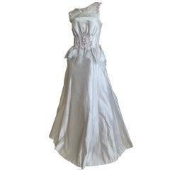 Rodarte Custom Evening Gown 2006