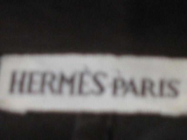 Hermes Margiela reversable leather to fur jacket 9