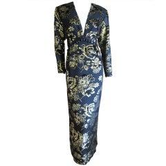 Michael Novarese Black dress