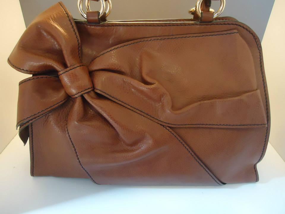 Valentino Garavani Soft Leather Handbag 2
