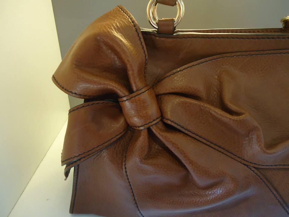 Valentino Garavani Soft Leather Handbag 3