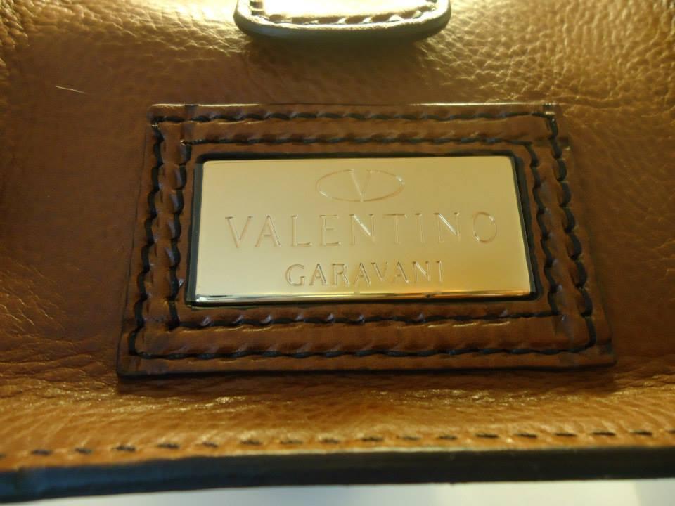 Valentino Garavani Soft Leather Handbag 6