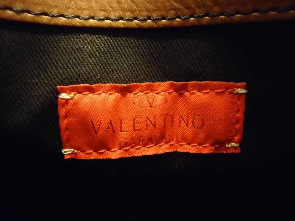 Valentino Garavani Soft Leather Handbag 8