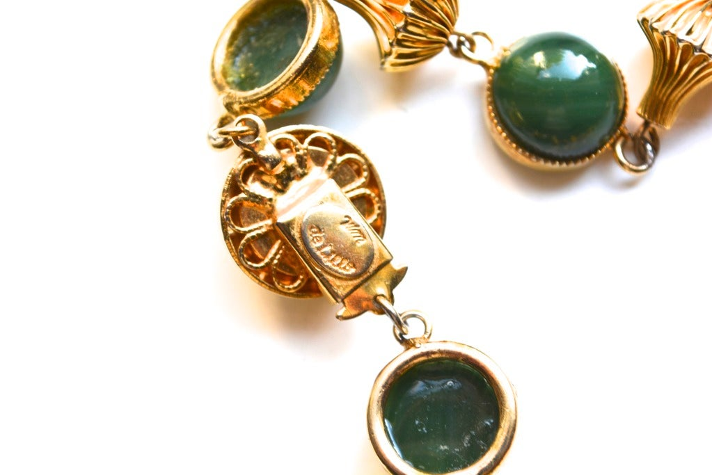 William de Lillo Etruscan Bead Necklace 3
