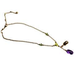 Bulgari Sassi necklace