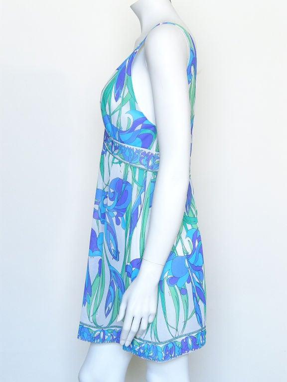 Emilio Pucci Floral Slip Dress 2