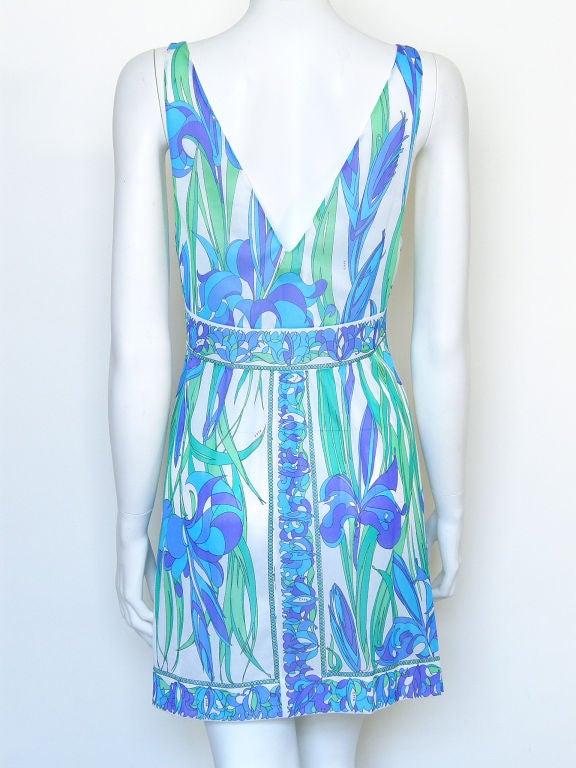Emilio Pucci Floral Slip Dress 3