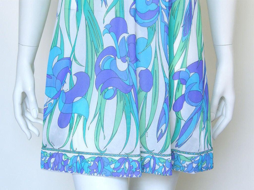 Emilio Pucci Floral Slip Dress 6