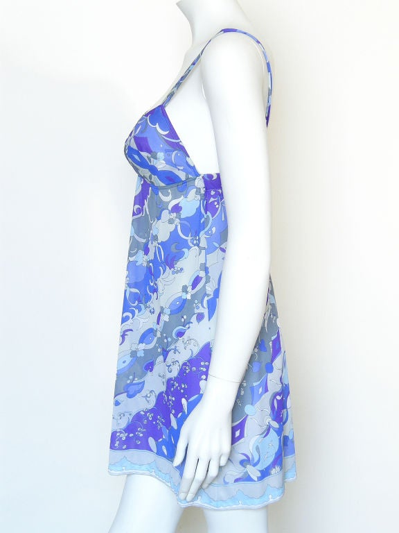 Emilio Pucci Slip Dress 2