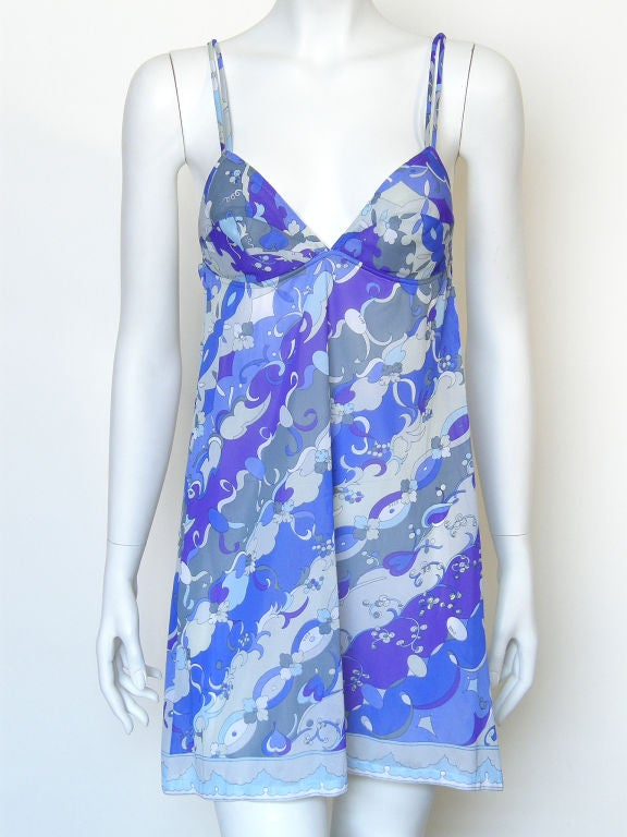 Emilio Pucci Slip Dress 6