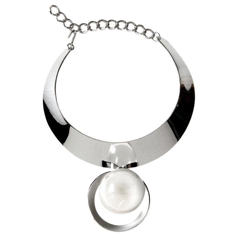 Space Age Trifari Necklace 1