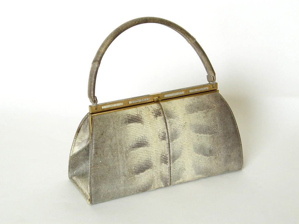 Bellestone Lizard Handbag 2