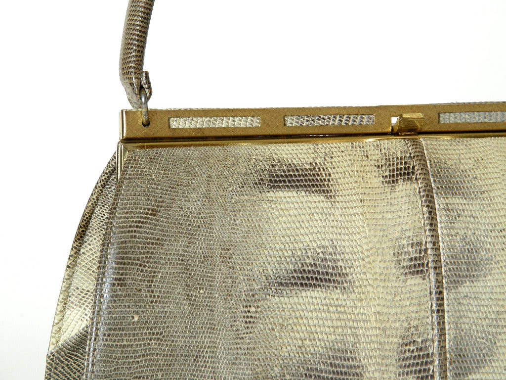 Bellestone Lizard Handbag 4