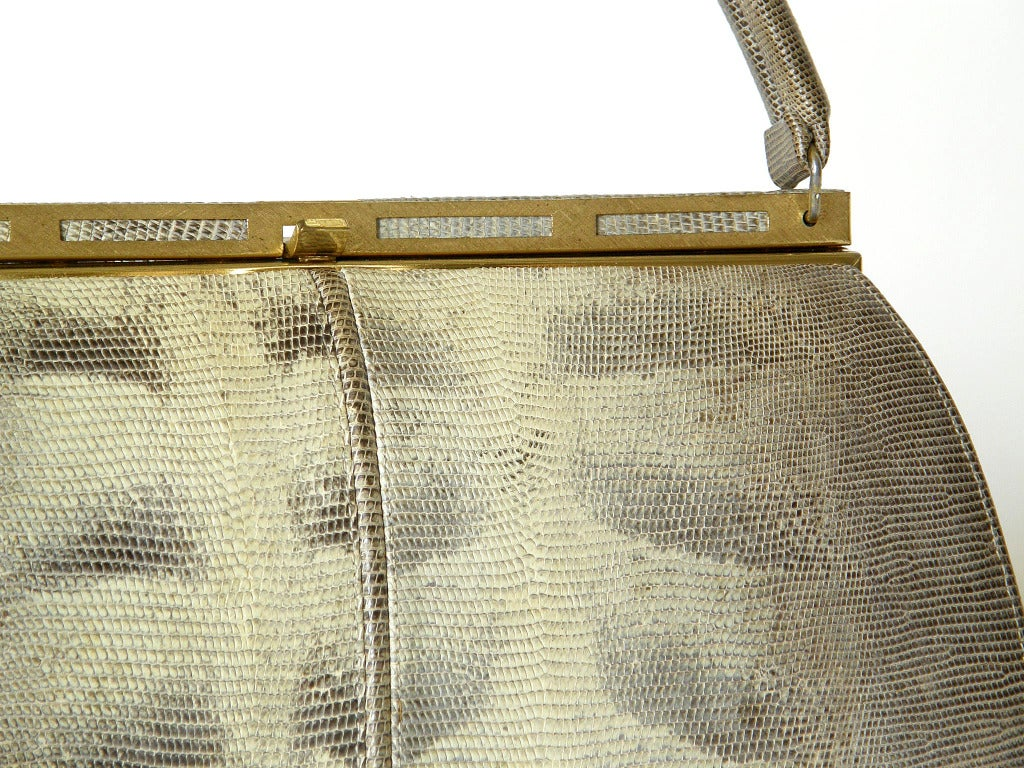 Bellestone Lizard Handbag 5