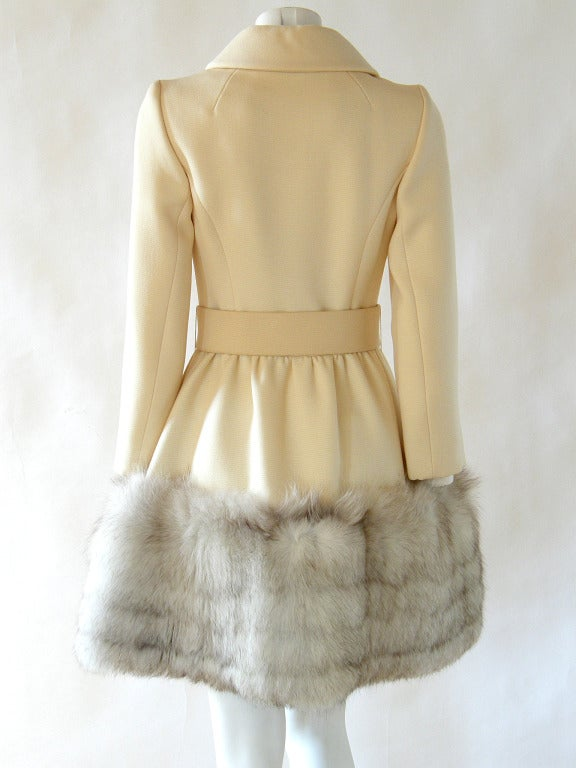 Lilli Ann Princess Coat In Good Condition In Chicago, IL
