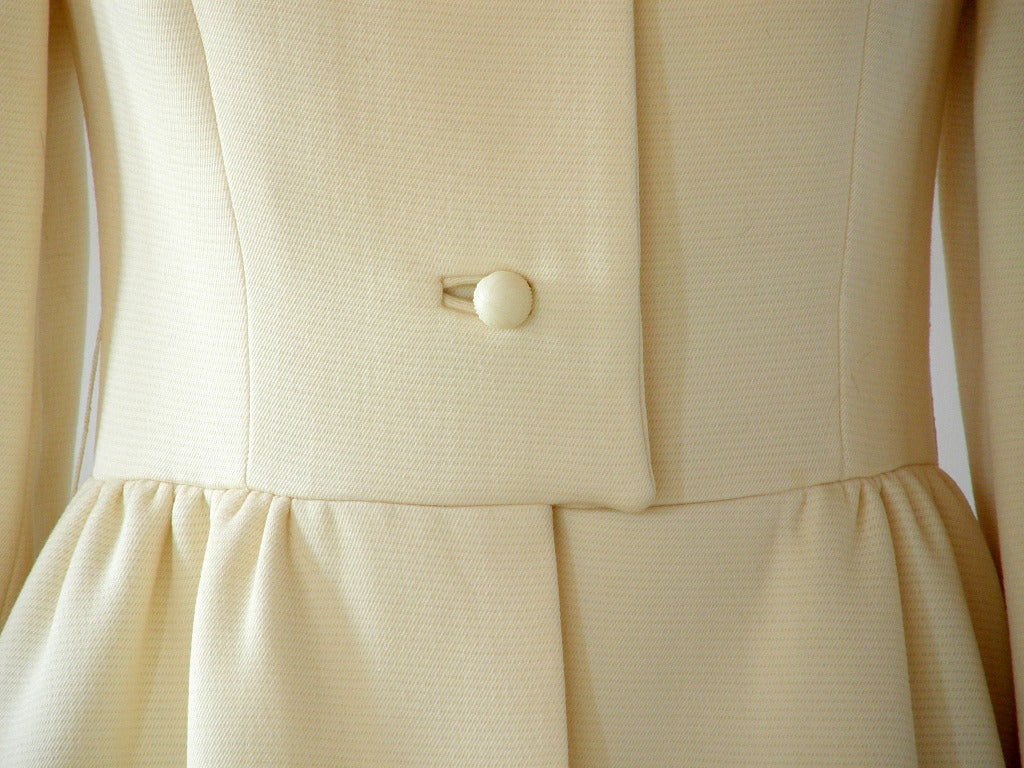 Lilli Ann Princess Coat 1