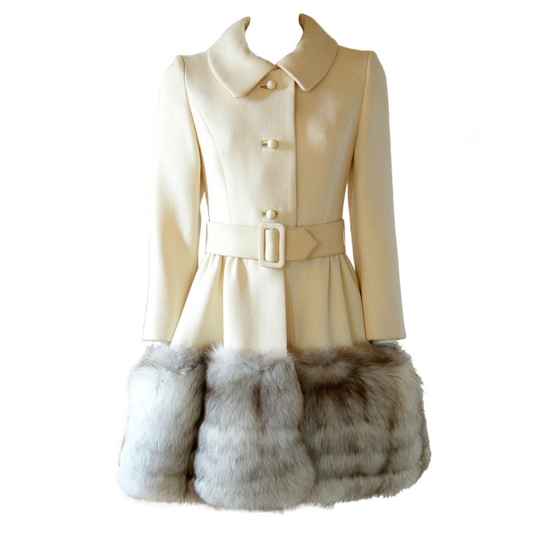 Lilli Ann Princess Coat
