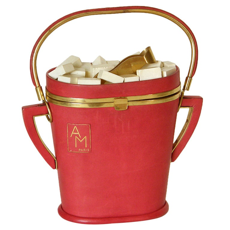 Anne-Marie Sugar Bowl Handbag For Sale