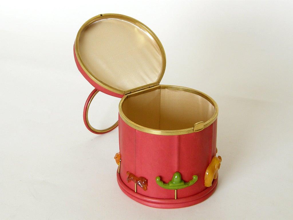 Anne-Marie Carousel Handbag For Sale 5