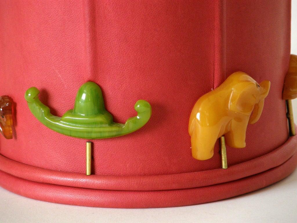 Anne-Marie Carousel Handbag For Sale 3