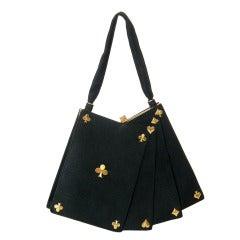 Anne-Marie Hand of Cards Handbag
