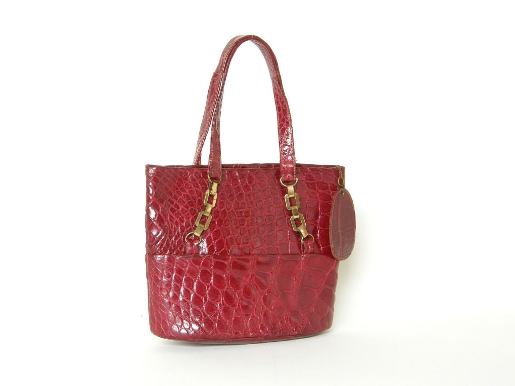 Shop the Bangkok Bootery Red crocodile handbag novel Exotic Bags for Women online at AED in UAE from urgut.ga Get the wide range of Bangkok Bootery Exotic Bags online and pick the best style for you. Checkout Now!!