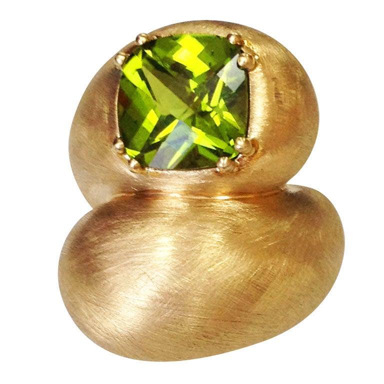 Yin Yang Diamond Ring