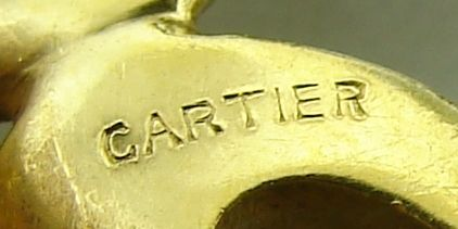 Cartier Amethyst Horn Yellow Gold Necklace For Sale 5