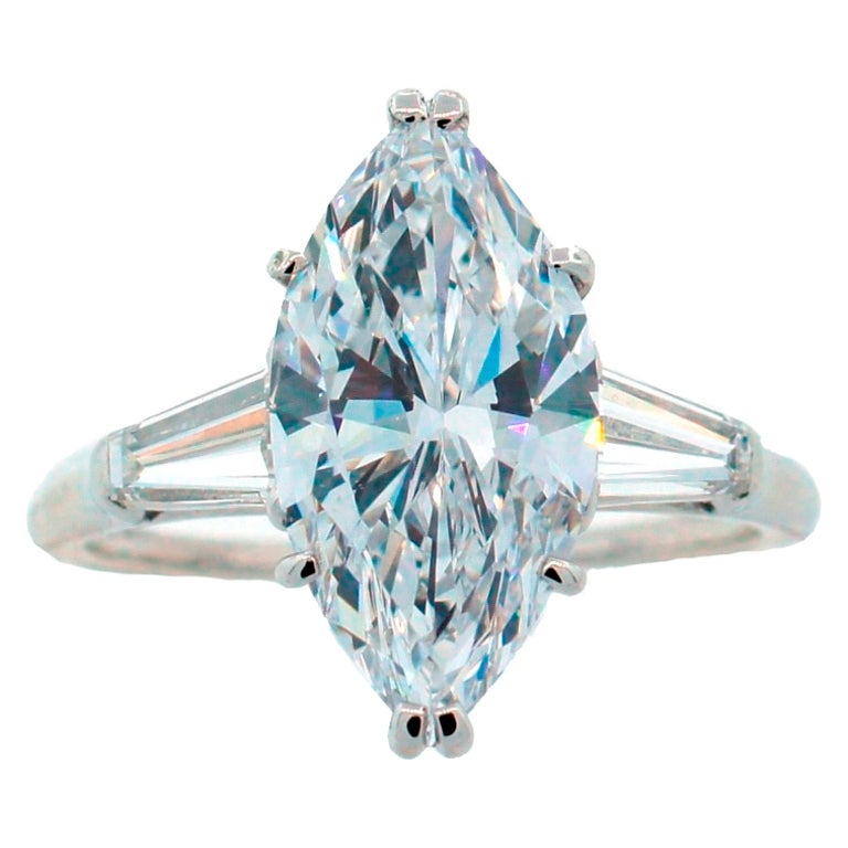 Harry Winston Marquise Ring Price