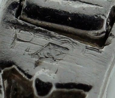 1960s Van Cleef & Arpels Cabochon Sapphire Diamond and Platinum Bracelet 9