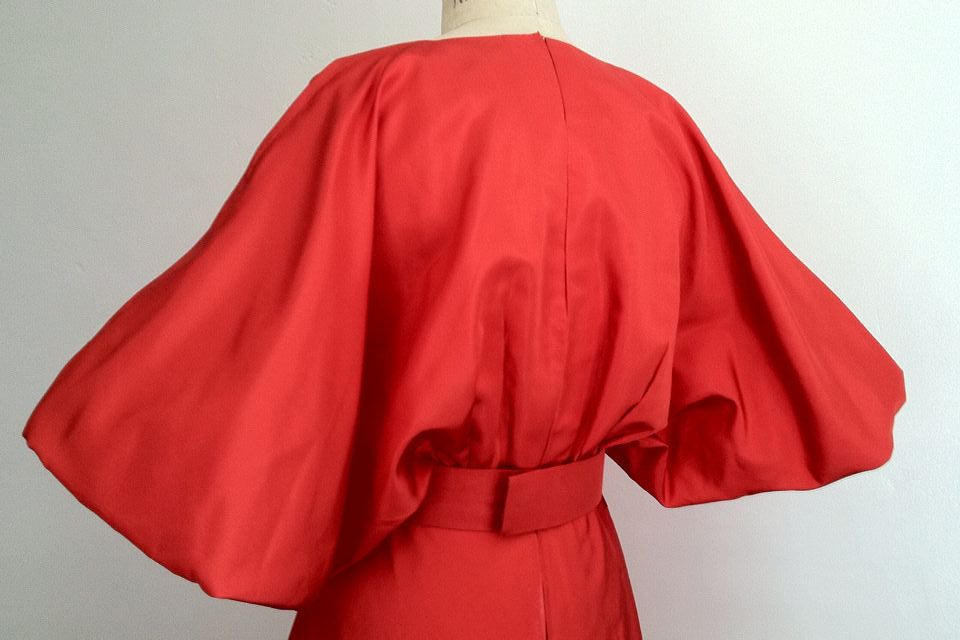 PAULINE TRIGERE Couture 1970s 1