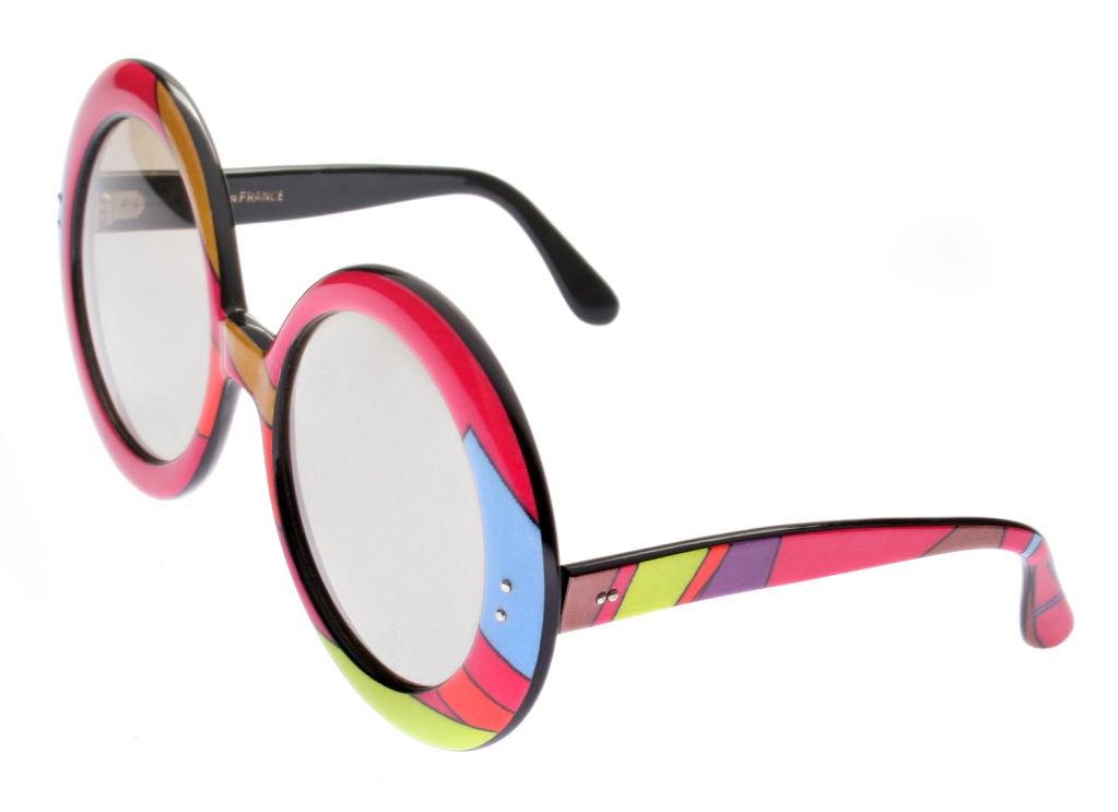 Pair of  1960's Emilio Pucci Sunglasses image 2